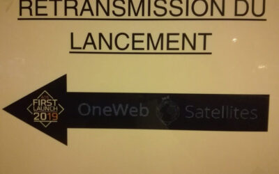 ONEWEB FIRST LAUNCH