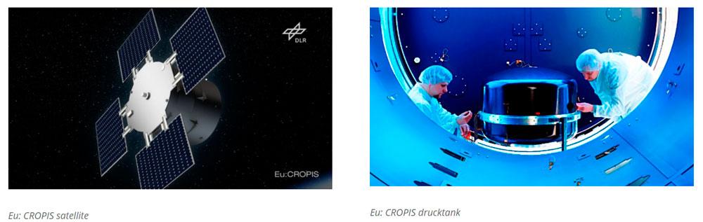 eucropis solar sensor