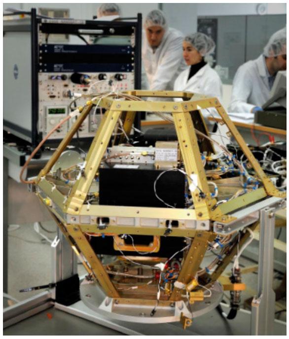 Solar mems nanosat 1b