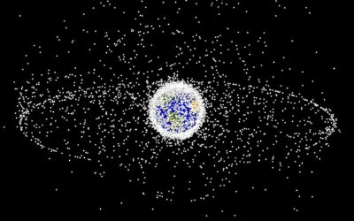 Responsible satellite operations and space rubbish