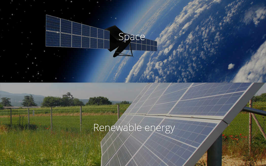Different uses of solar sensors